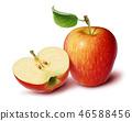 apple fruit fruits 46588456