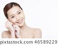 女性美容系列 46589229