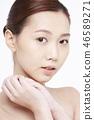 女性美容系列 46589271