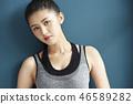 女式运动服 46589282