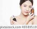 女性美容系列 46589519