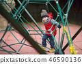 kid, playground, play 46590136