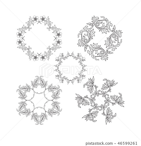Chinese national ornament. 46599261