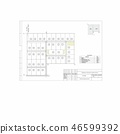 Settlement land Draft plan of the cottage land 46599392