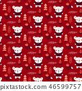 animal, background, bear 46599757