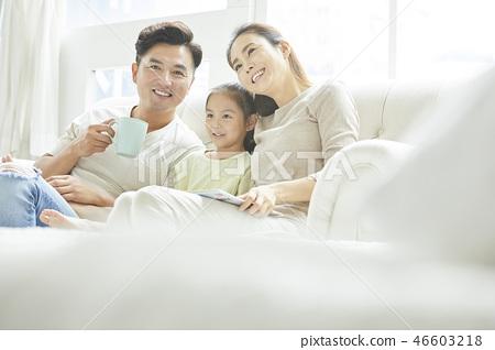 家庭生活方式 46603218