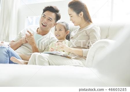家庭生活方式 46603285