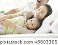 가족 라이프 스타일 46603305