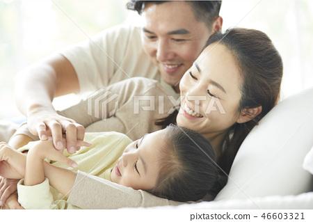 가족 라이프 스타일 46603321