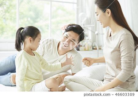 家庭生活方式 46603389