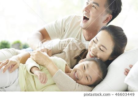 가족 라이프 스타일 46603449
