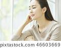 女人放松 46603669