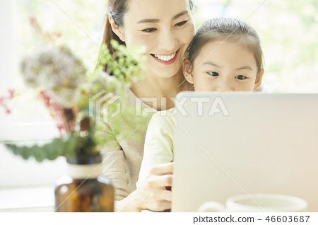 家庭生活個人電腦 46603687