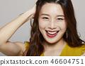女性肖像系列颜色回 46604751