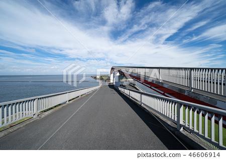 Nakajima Ohashi,日本最高的行人天橋 46606914