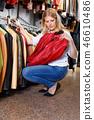 女人 女性 衣物 46610486