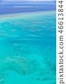 แนวประการังออสเตรเลีย,มุมมองทางอากาศ,สวย 46613844