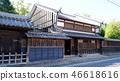 나카센도, 기후 현, 여인숙 마을 46618616