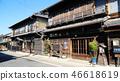 나카센도, 기후 현, 여인숙 마을 46618619
