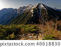 카이 고마 · 駒津峰 오름에서 보는 하야카와 능선과 피닉스 삼산 46618830