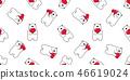bear, vector, heart 46619024