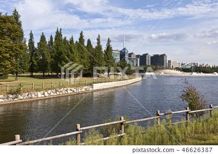 호수공원 46626387