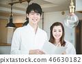 公寓物业旅游情侣 46630182