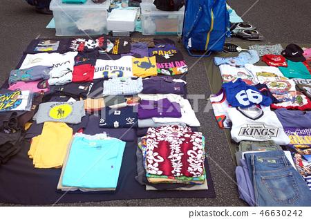 T-shirt flea market 46630242