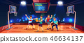 basketball game sport 46634137