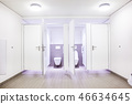 doors from toilets 46634645