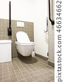 an disabled toilet 46634662