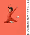 jumping female women 46641513