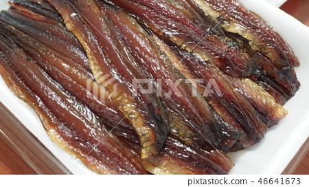 과메기 생선 46641673