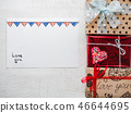 Blank Notepad Page for sweet words about love 46644695