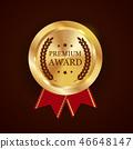 medal, medals, badge 46648147
