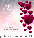 valentines valentine background 46648192