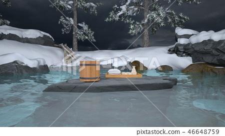 Hot spring 46648759