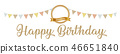 Happy Birthday 파티 46651840