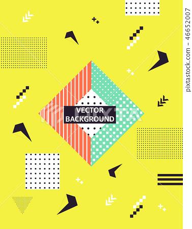 Geometric Poster 46652007