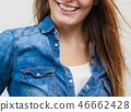 woman, girl, jeans 46662428