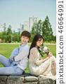 신혼, 부부, 웨딩, 야외, 프리웨딩, 스몰웨딩, 결혼 46664991