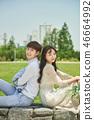 신혼, 부부, 웨딩, 야외, 프리웨딩, 스몰웨딩, 결혼 46664992