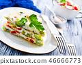 omelette 46666773