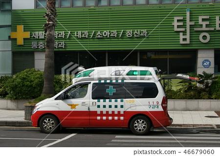 Ambulance Jeju Island 46679060