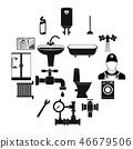 sanitary,engineering,simple 46679506
