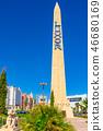 Main street of Las Vegas is the Strip.  46680169