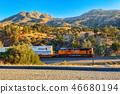 Freight train BNSF Railway Companies  46680194