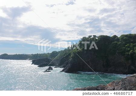 팡팽이덕,해안,절벽,용암, 46680717