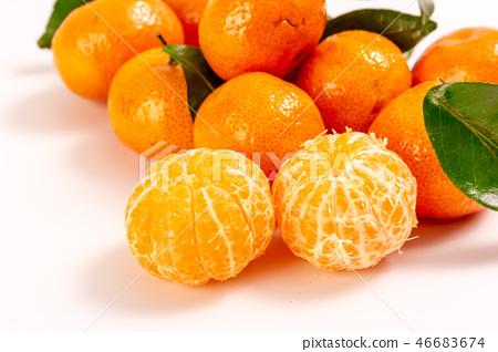 新鲜砂糖橘 46683674