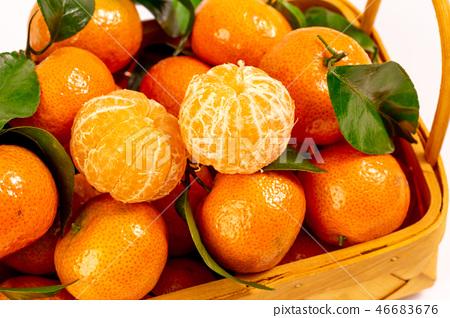 新鲜砂糖橘 46683676